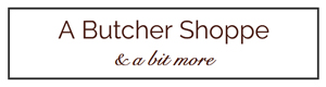 Logo for A Butcher Shoppe & More